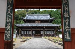 萬福寺開山堂