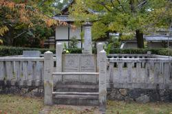 清凉寺奝然上人墓