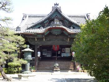 革堂(行願寺)本堂