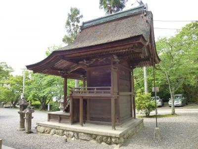 清水寺鎮守堂