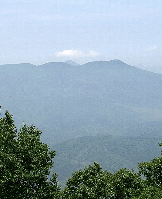 オロフレ山頂