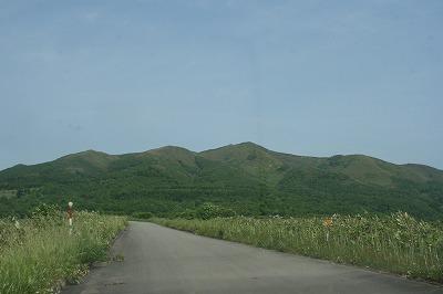 シャマンベ山p2