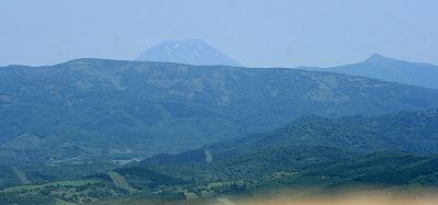 羊蹄山&昆布岳