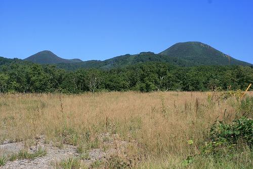 シャクナゲ岳とチセヌプリ100912