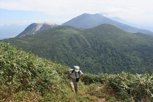 ニセコ連山100912
