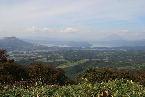 山頂からの眺望101002