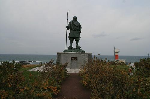 弁慶岬101106