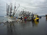 秋刀魚漁船