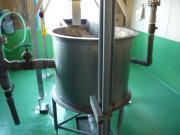 機械の洗米