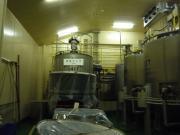 機械酒母室