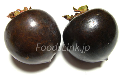 黒実柿(黒柿)