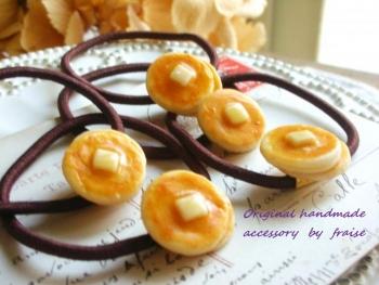 パンケーキヘアゴム2
