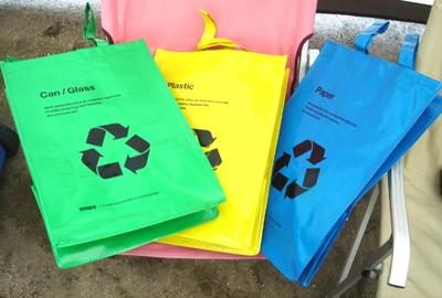 リサイクルバック 3