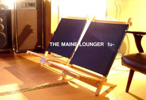 THE MAINE LOUNGER  風