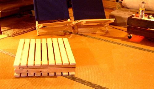 ローテーブル 2