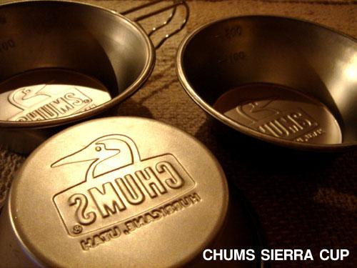 CHUMS シェラカップ