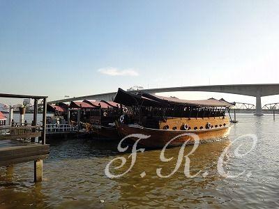 アナンタラ バンコク リバーサイド リゾート アンド スパ (Anantara Bangkok Riverside Resort and Spa)滞在記 その2