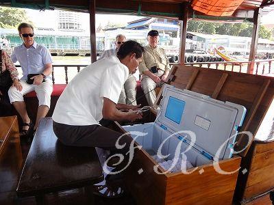 アナンタラ バンコク リバーサイド リゾート アンド スパ (Anantara Bangkok Riverside Resort and Spa)滞在記