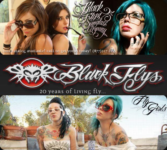 black flylogo640x573