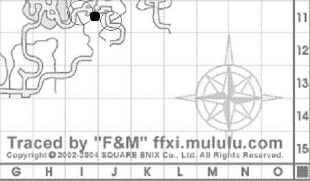 旧ムバ地図