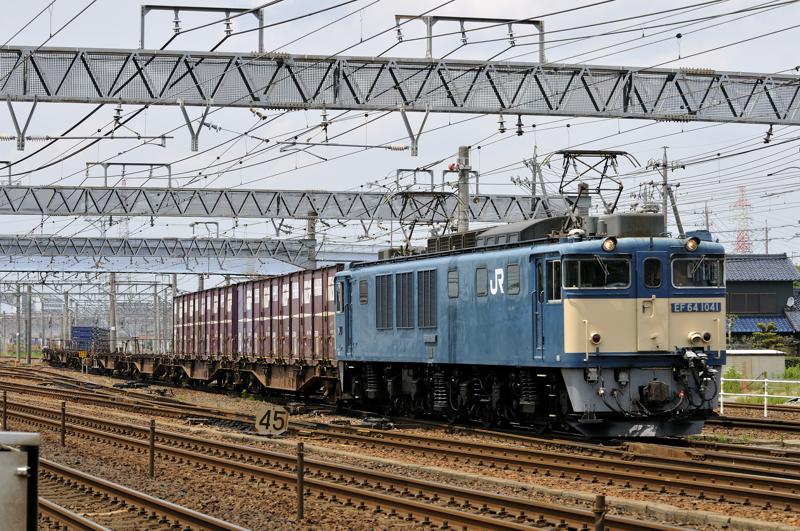 1552レ EF64-1041号機