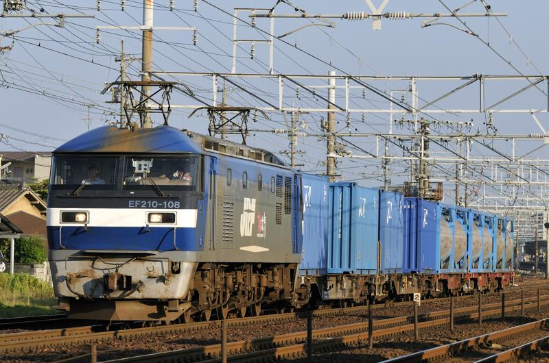 951レ EF210-108号機