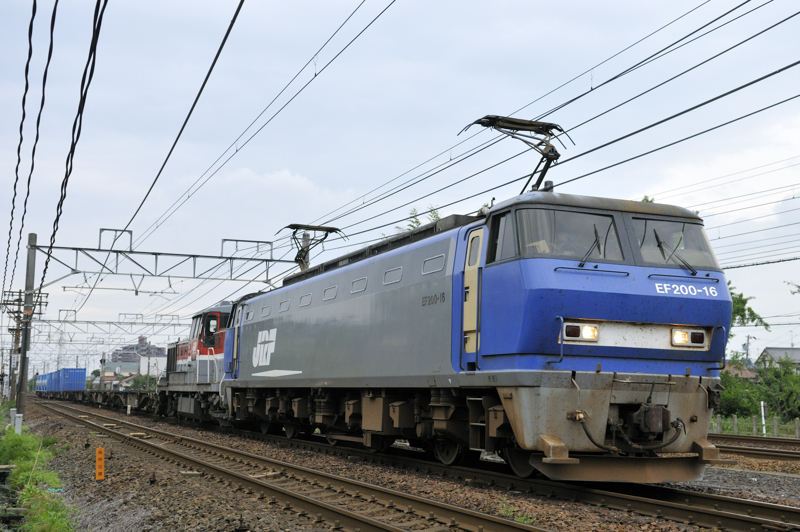 951レ EF200-16号機