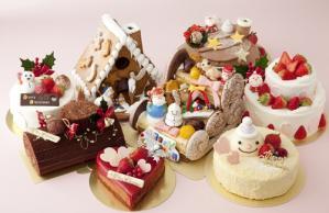 2010年クリスマスケーキ