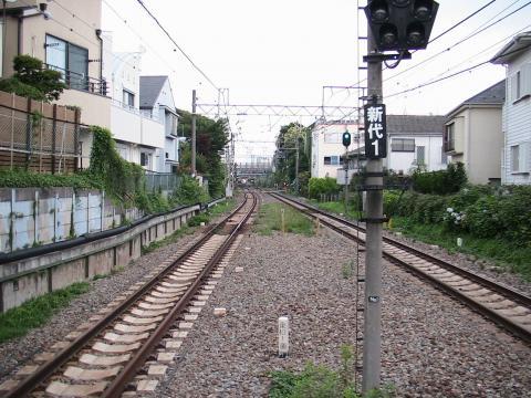 東松原から新代田2