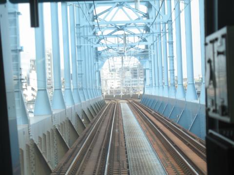 西葛西鉄橋