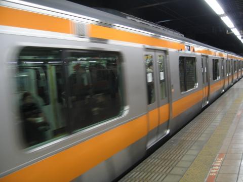 国分寺行1番列車