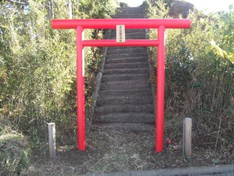 正一位稲荷神社(森幸彦)
