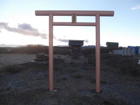 南右田神社   (森幸彦)