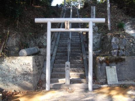 八幡神社(田代公啓)