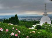 2011_06_30 富士仏舎利塔(やまなみ林道)