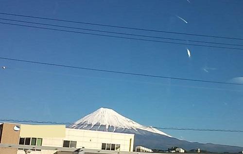 真っ白富士山 H.25.11.16
