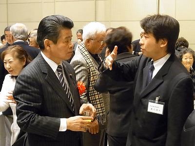 笠間しげじ神奈川県議会議員と