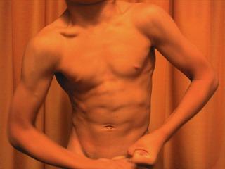 ブログ筋肉