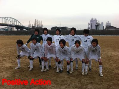 第20回 仁紫カップ 準決勝 vs備後クラブ(2011.2.20.sun)