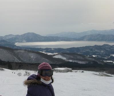 田沢湖スキー