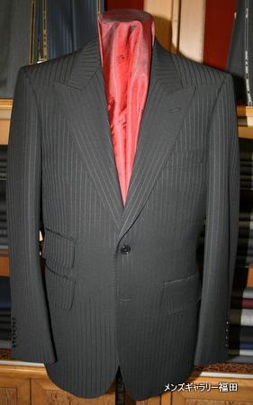 2012年成人式用オーダースーツです
