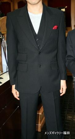 成人式のオーダースーツ