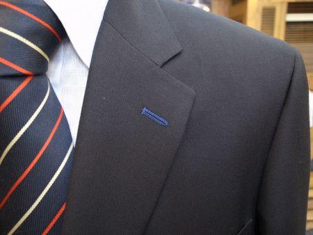 襟穴の糸色を変える