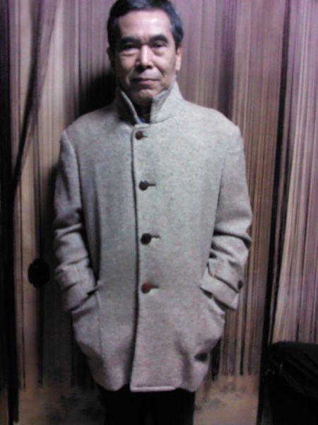 寒い時のコートの着こなし