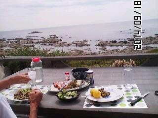 或る秋の昼食