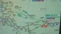 御殿場口五合目地図