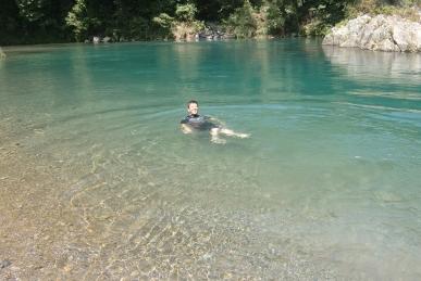 カワウソの川1