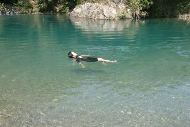 カワウソの川2