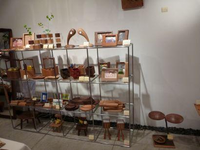 木工陶磁器4人展4