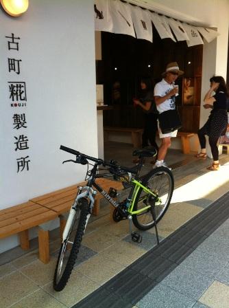 自転車0828